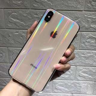 Rainbow soft case