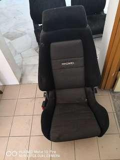 GTI seat
