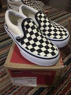 Vans Slipon Checkerboard original