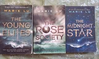 The Young Elites Trilogy by Marie Lu