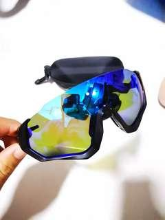 Flightjacket sunglasses shade