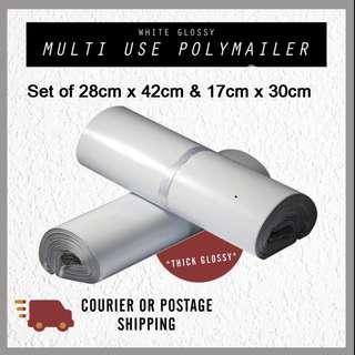 PolyMailer Bags Set / Courier delivery bag