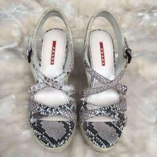 PRADA AUTHENTIC shoes