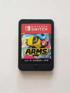 ARMS Nintendo Switch (JPN)