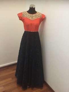 🚚 Full Length Gown
