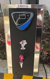 Used Sentry hot water dispenser