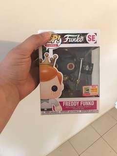 Freddy Funko Robot Funko Pop