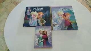 Disney  FROZEN  Story Books