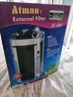 🚚 Fish tank filter