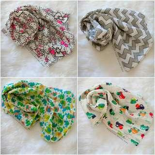 Baby Swaddles - CottonMuslin