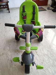 Fisher price smart charisma 4 in 1 tricycle