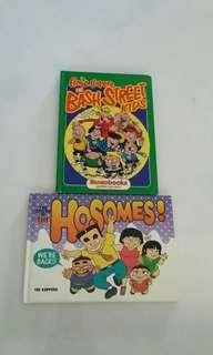The Hosomes! & Comic Capers