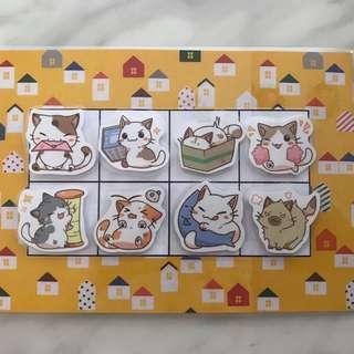 🚚 DIY Memory - Cats - Half A4 size