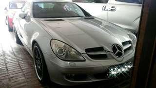 Mercedes Benz slk350 AMG 2004