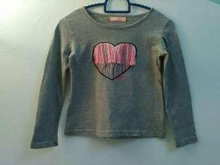 Tshirt kiko girl 6-7 years like new