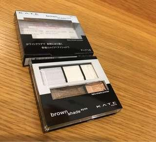KATE Brown Shade Eyes (Color : N WT-2) New Launch 100% Real & New 包平郵