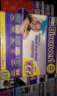Your child can discover - 7 DVD + 6 books