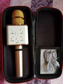 🚚 Wireless Microphone & HIFI Speaker
