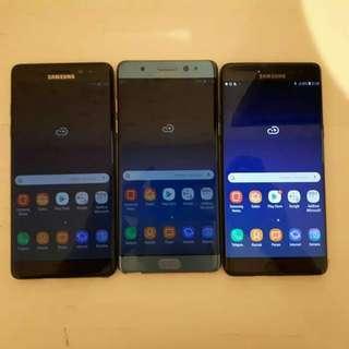 Samsung Galaxy Note FE Bekas Mulus Sein