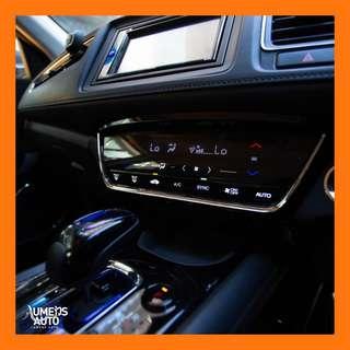 Honda Vezel Hybrid Eligible for Grab