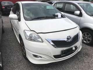 Toyota vios 1.5 TRD