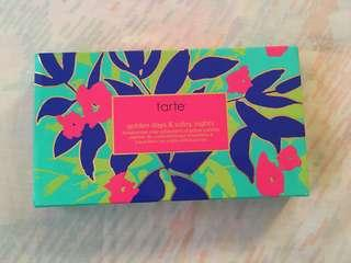 NEW Tarte Golden Days and Sultry Nights Palette