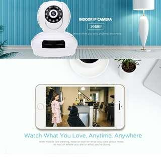 High Quality 2MP HD Indoor IP CCTV (Wireless/Security/camera/maid/baby/prevent break-in)