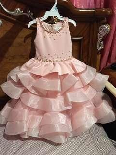 Customized First Birthday Gown
