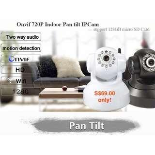 Indoor IP CCTV (Wireless/Security/camera/maid/baby/prevent break-in)