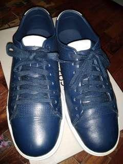 Lacoste leather sneakers