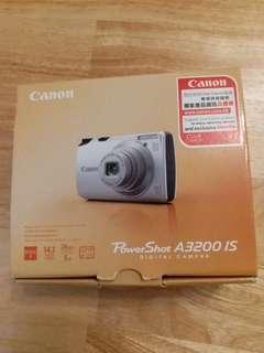 Canon Power Shot (A3200 IS)Digital Camera