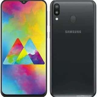 Cicilan Promo Samsung M20 Free 1x Angsuran& Bunga 0%