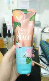 "90% Bath and Body Works Ultra Shea Body Cream ""Pretty as a Peach"""