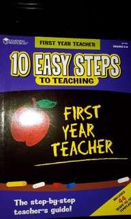 10 Easy steps to teaching