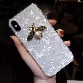 Iphone XS Max Casing Pearl Bee