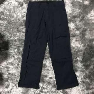 100% Authentic Uniqlo Relax Fit Chino👖Indigo
