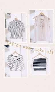 Office bundle wear