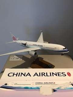 1/200 China Airlines A350-900 Mikado Pheasant model