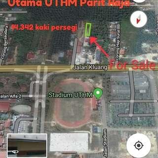 Berdekatan UTHM Parit Raja, Batu Pahat, Johor