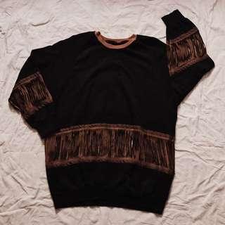 DAILYJUD Hippie Sweatshirt (Korea)