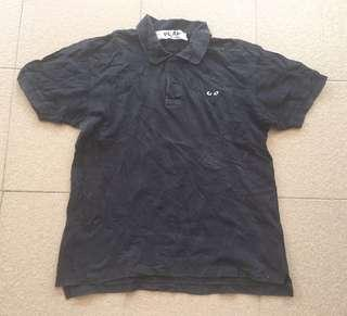 Comme des garcons black shirt original cdg japan