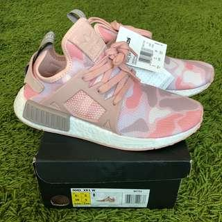 BNWT Authentic Adidas NMD XR1 Duck Camo Pink UK5 US6.5