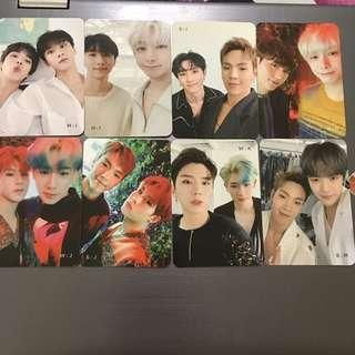 #Proof of arrival 2 Monsta X We Are Here PCs