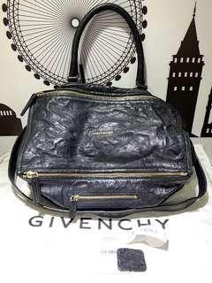 Givenchy Pandora large size black gold