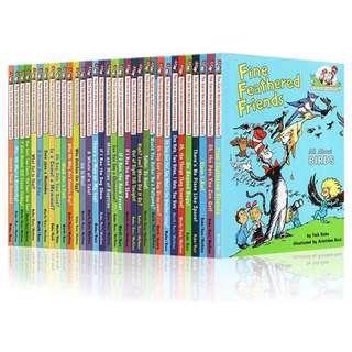 🚚 Dr Seuss 33 Books Set