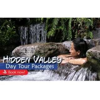Hidden Valley Springs, Laguna- Day Tour package