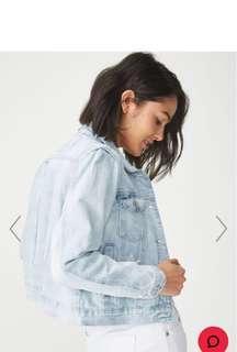 Cotton On Lightwash Denim Jacket
