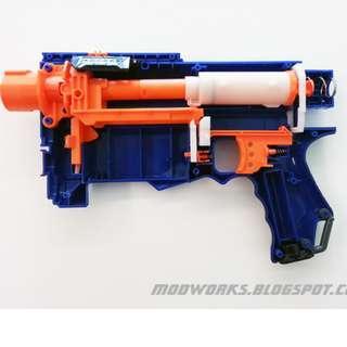 [PO] Modified Nerf Retaliator