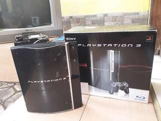 Playstation 3 ps3 320GB segelan fullset BU cepat