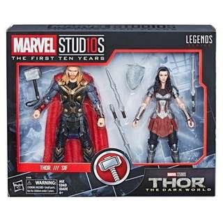 Marvel Studios Thor /// Sif